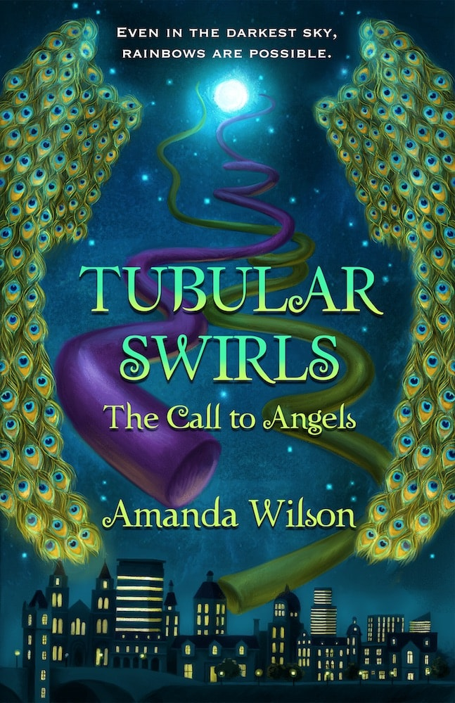 Tubular Swirls by Amanda Wilson - front cover