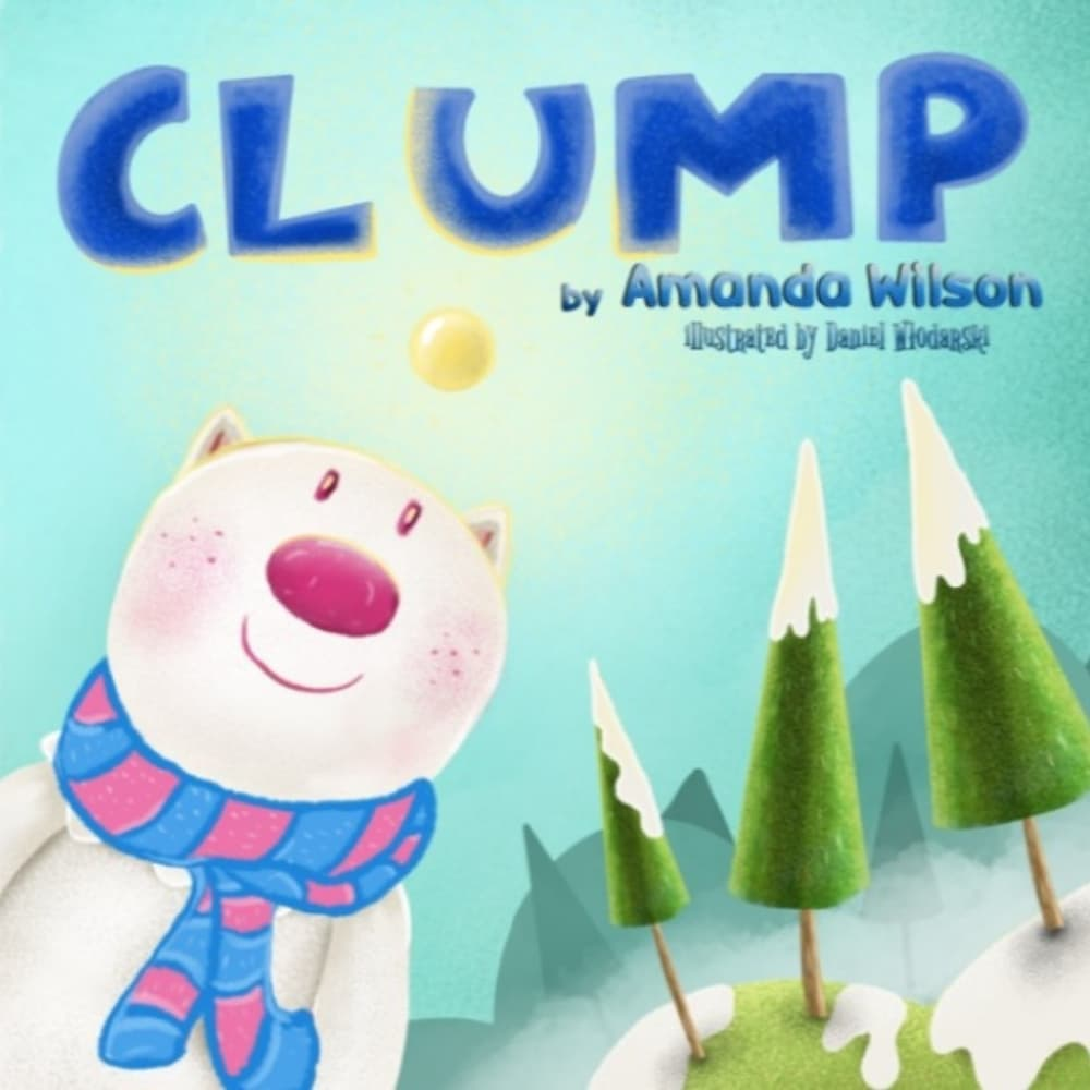 Clump by Amanda Wilson front cover